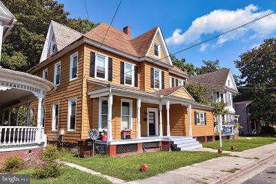 Cambridge Multi Family Home For Sale: 705 Church Street
