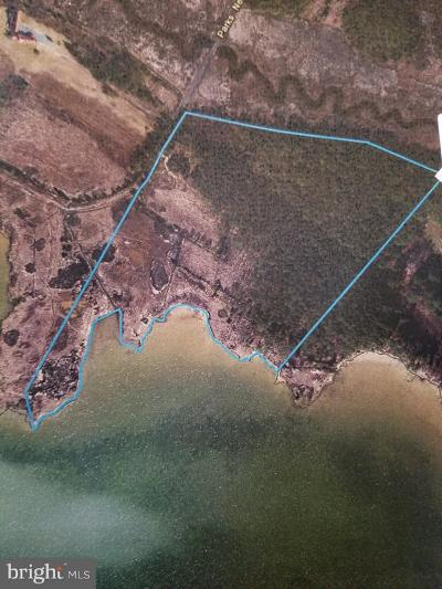Dorchester County Residential Lots & Land For Sale: 2100 Parks Neck