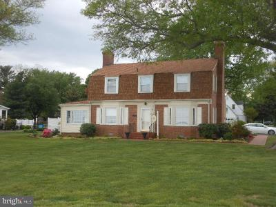 Cambridge MD Single Family Home For Sale: $655,500