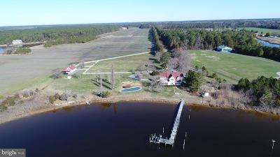 Cambridge Farm For Sale: 1713 Town Point Road