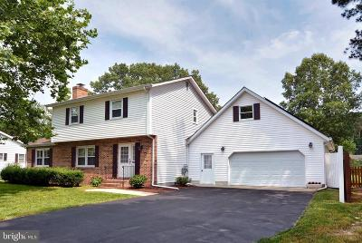Cambridge Single Family Home For Sale: 12 Merryweather Drive