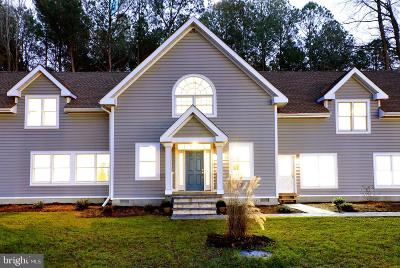 Dorchester County Single Family Home For Sale: 5903 Horns Point Road