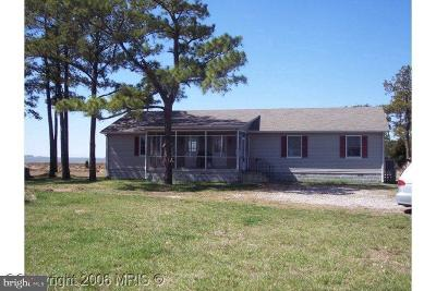 Dorchester County Single Family Home For Sale: 2209 Asquith Island