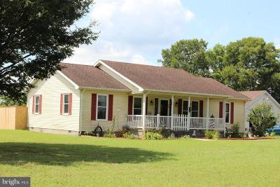 Dorchester County Single Family Home For Sale: 5999 Windsor Road