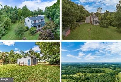 Woodsboro Single Family Home For Sale: 11040 Renner Road
