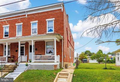 Frederick Single Family Home For Sale: 192 W All Saints Street