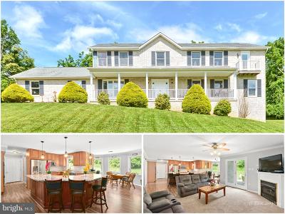 Frederick Single Family Home For Sale: 7802 Baltimore Nat'l Pike