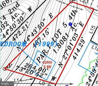 New Windsor Residential Lots & Land For Sale: Parsonage Lane