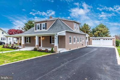 Frederick County Single Family Home For Sale: 3424 Jefferson Pike
