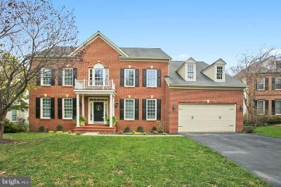 Frederick Single Family Home For Sale: 9026 Bush Creek Circle