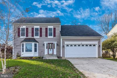 Frederick Single Family Home For Sale: 5316 Sovereign Place