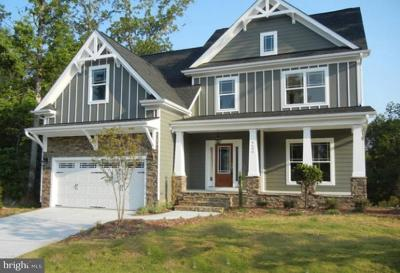 Single Family Home For Sale: 12538 New Windsor Road