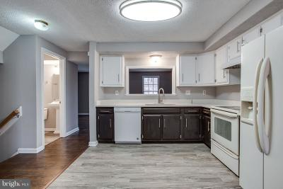Frederick Townhouse For Sale: 7996 Quay Court