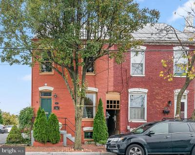 Frederick Townhouse For Sale: 204 S Carroll Street