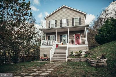 Frederick County Single Family Home For Sale: 49 W I St