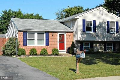 Frederick Single Family Home For Sale: 593 Old Stage Road
