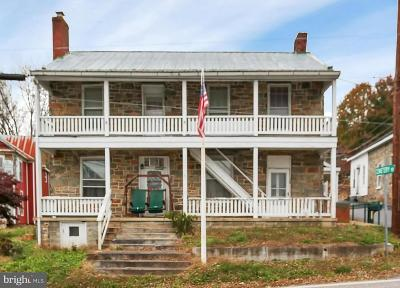 Frederick County Single Family Home For Sale: 3502 Cemetery Circle