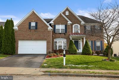 Frederick Single Family Home For Sale: 2103 Bear Creek Court