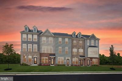 Frederick Townhouse Active Under Contract: 6518 Ballenger Run Boulevard