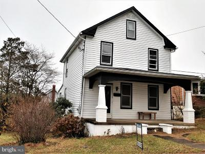 Frederick County Single Family Home For Sale: 620 N Maple Avenue