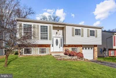 Frederick Single Family Home For Sale: 1314 Appletree Court
