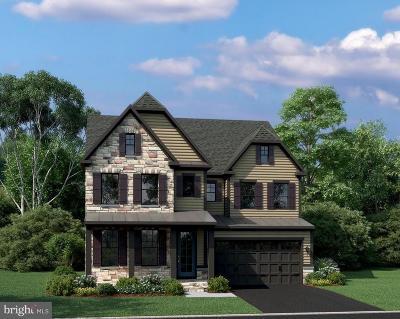 New Market Single Family Home For Sale: 12 Fallfish Court