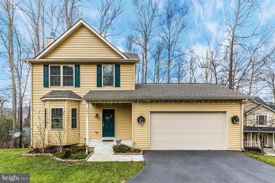 New Market Single Family Home For Sale: 6801 Oakcrest Court