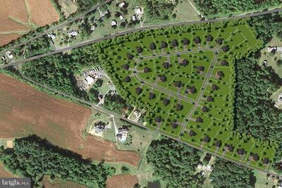 Frederick County Residential Lots & Land Under Contract: Araby Church Road
