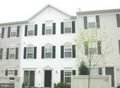Frederick Townhouse For Sale: 135 Heathfield Drive