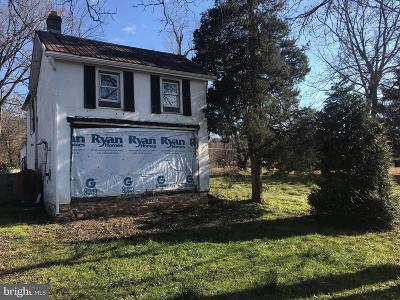 Frederick County Single Family Home For Sale: 3303 Flint Hill Road