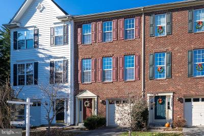 Frederick Townhouse For Sale: 3530 Connor Place