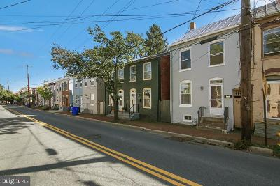 Frederick Townhouse For Sale: 152 W All Saints Street