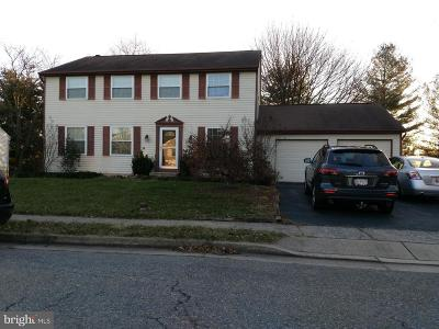 Frederick County Single Family Home For Sale: 5636 Singletree Drive