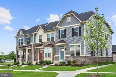 Frederick County Townhouse For Sale: 5837 Pecking Stone Street