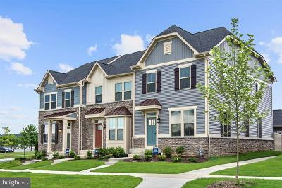 Frederick County Townhouse For Sale: 5814 Pecking Stone Street