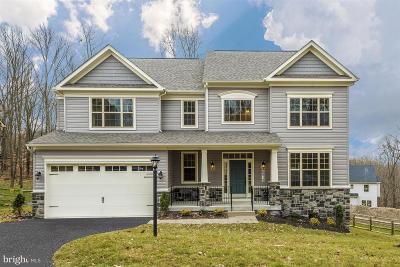 New Market Single Family Home For Sale: 6707 Oakridge Road