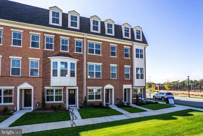 Frederick Townhouse For Sale: 1018 Holden Road