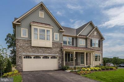 New Market Single Family Home Under Contract: 6853 Woodridge Road