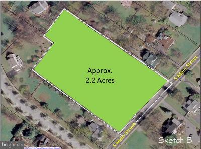 Mount Airy Residential Lots & Land For Sale: 1010 S Main Street