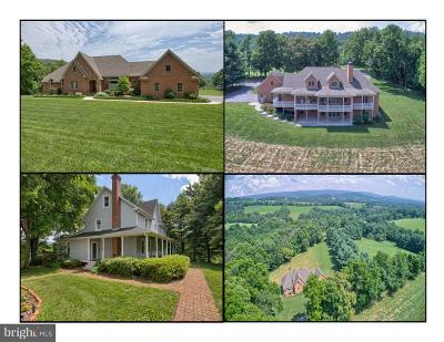 Frederick County Single Family Home For Sale: 10707 Easterday Road