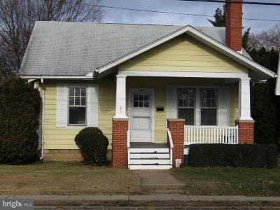 Frederick County Single Family Home For Sale: 227 S Jefferson Street