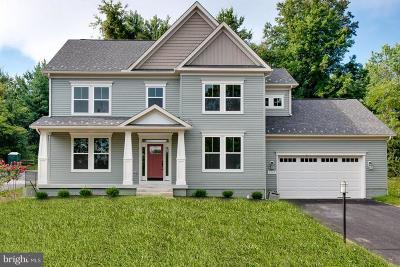 New Market Single Family Home For Sale: 6718 Oakridge Road