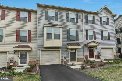 Ijamsville Townhouse For Sale: 5811 Rochefort Street