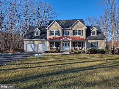 Frederick Single Family Home Under Contract: 4941 Old Swimming Pool Road