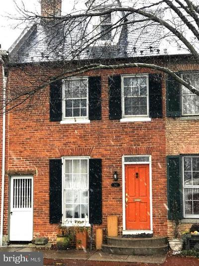 Frederick Townhouse For Sale: 241 S Market Street