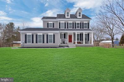 Emmitsburg Single Family Home For Sale: 8716 Hampton Valley Road
