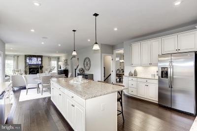 New Market Single Family Home For Sale: 6866 Woodridge Road