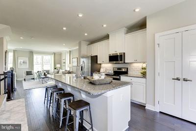 New Market Townhouse For Sale: 5816 Pecking Stone Street