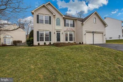 Frederick Single Family Home For Sale: 6455 Saddlebrook Lane