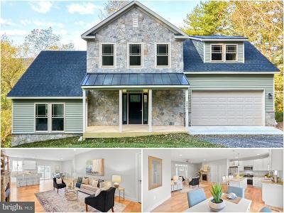 Frederick County Single Family Home For Sale: 6442 Lakeridge Drive